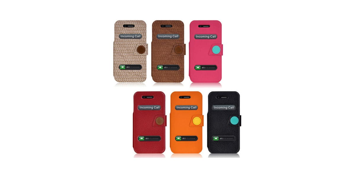Luxa2 iPhone etui