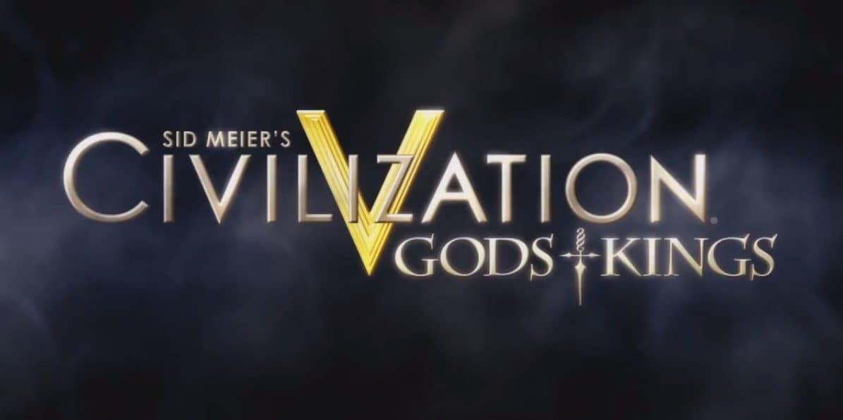 Cywilizacja V Bogowie i Królowie logo
