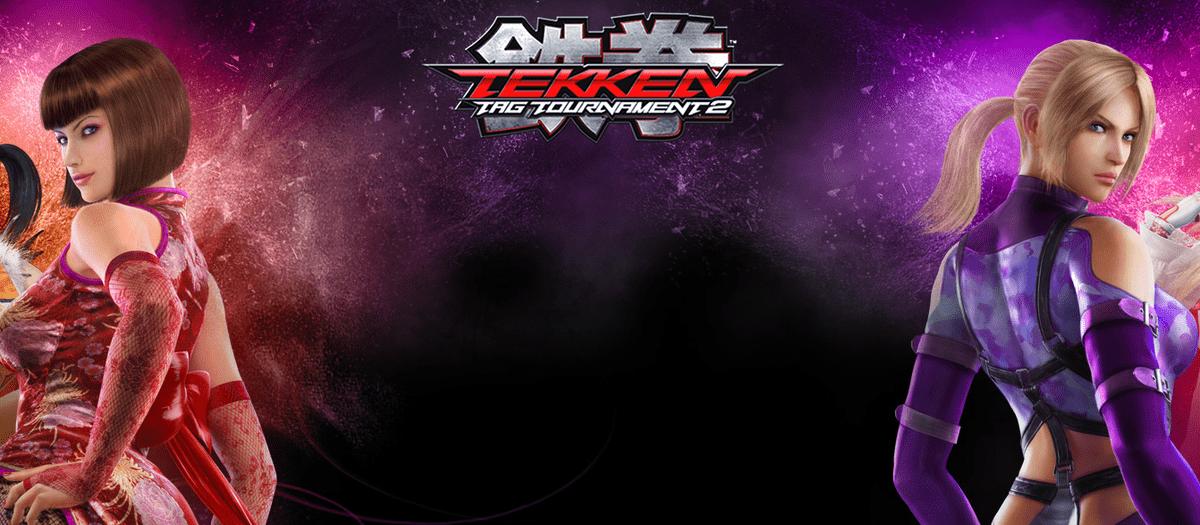 Tekken Tag Tournament logo