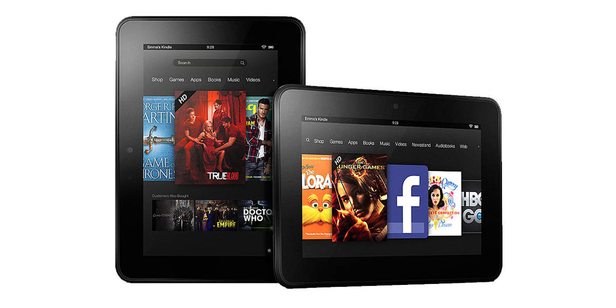 tablety Kindle Fire HD 7