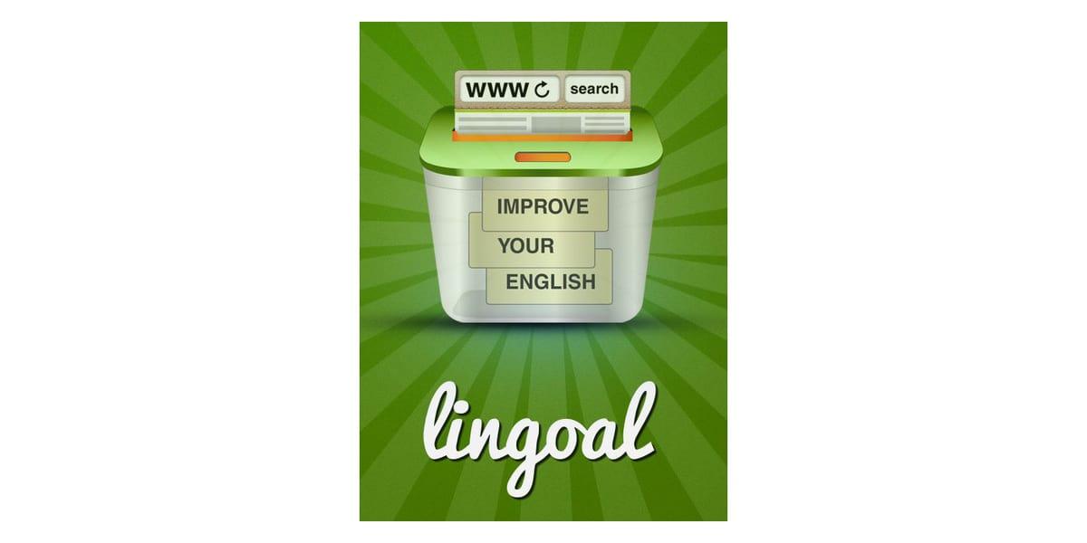 Aplikacja do nauki języka angielskiego Lingoal