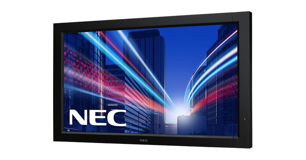 NEC MultiSync V322 front