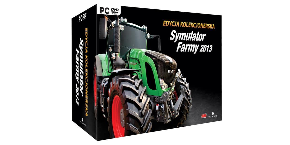 Symulator Farmy 2013 wersja kolekcjonerska