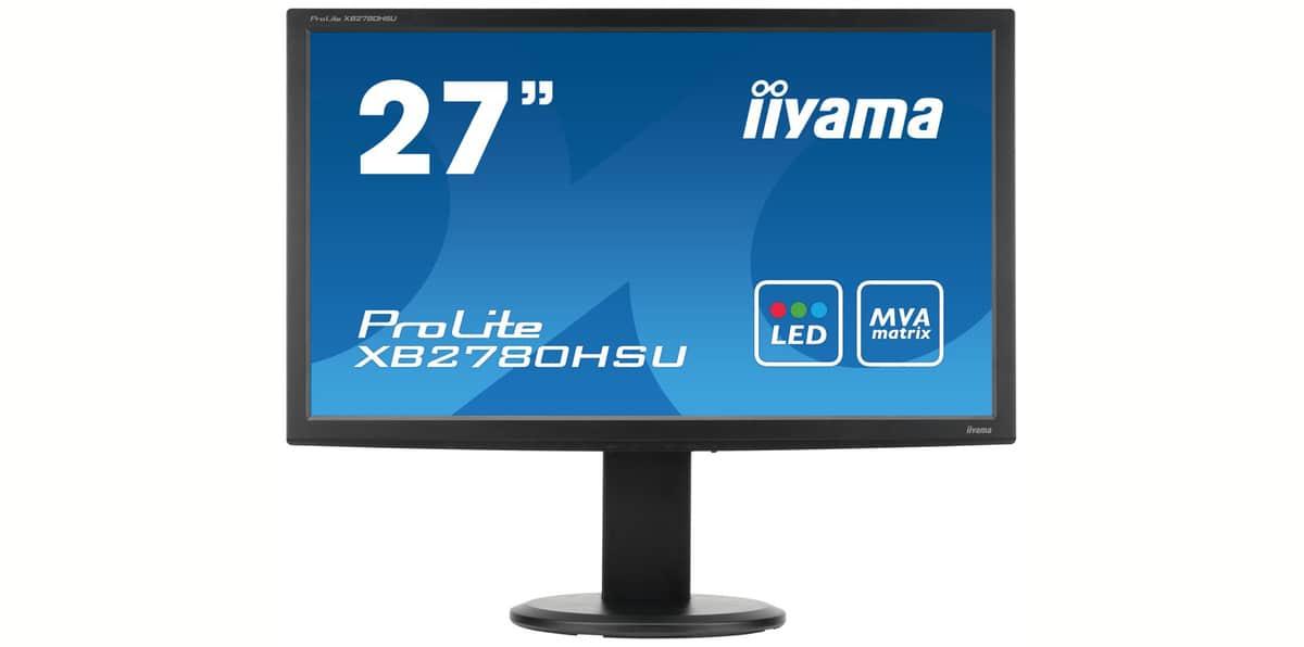 iiyama XB2780HSU front