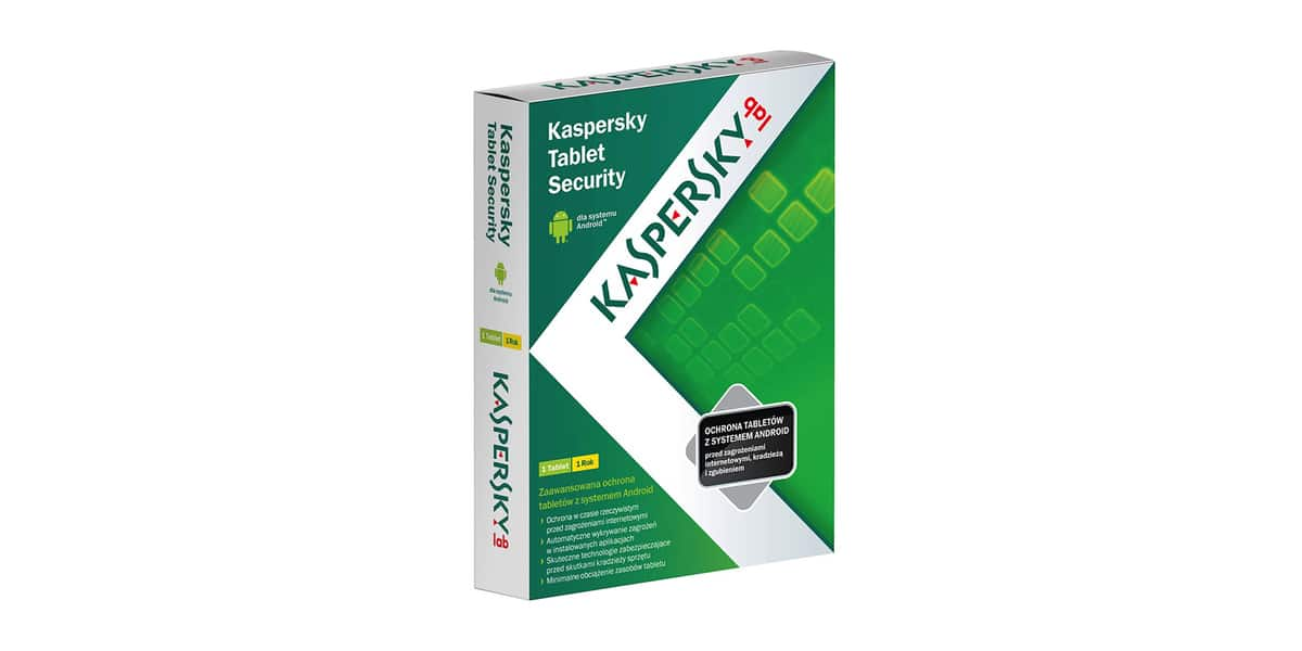 Kaspersky Tablet Security Box