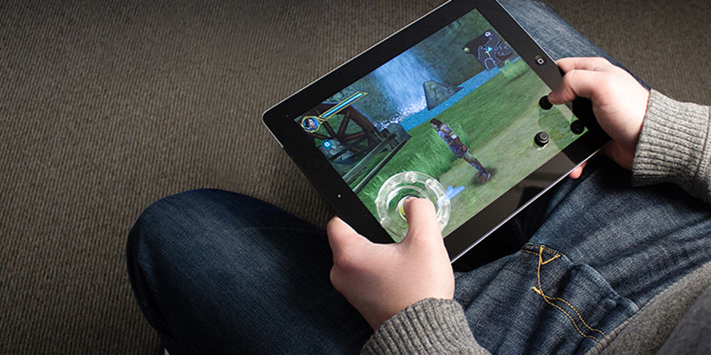 SteelSeries Free Touchscreen Gaming