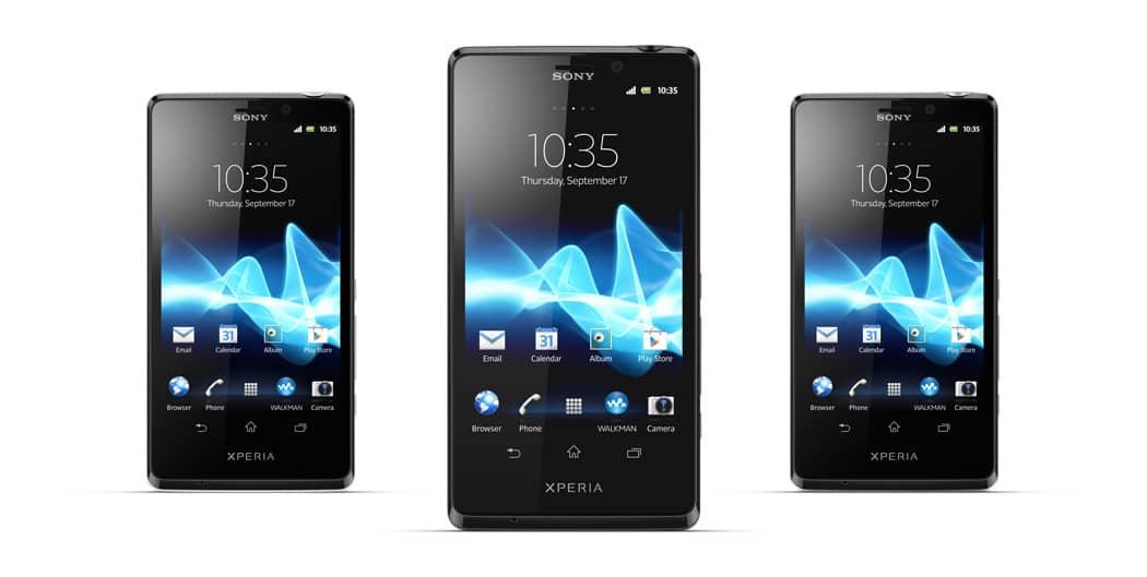 smartfon Sony Xperia T