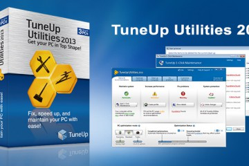 TuneUp Utilities 2013 banner