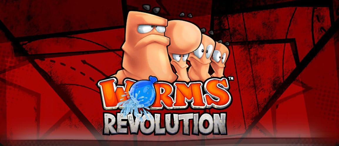 Worms Revolution splash