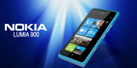 Nokia Lumia 900 logo