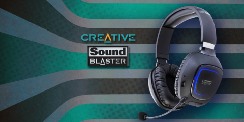 Creative Sound Blaster Tactic3D Omega Grafika