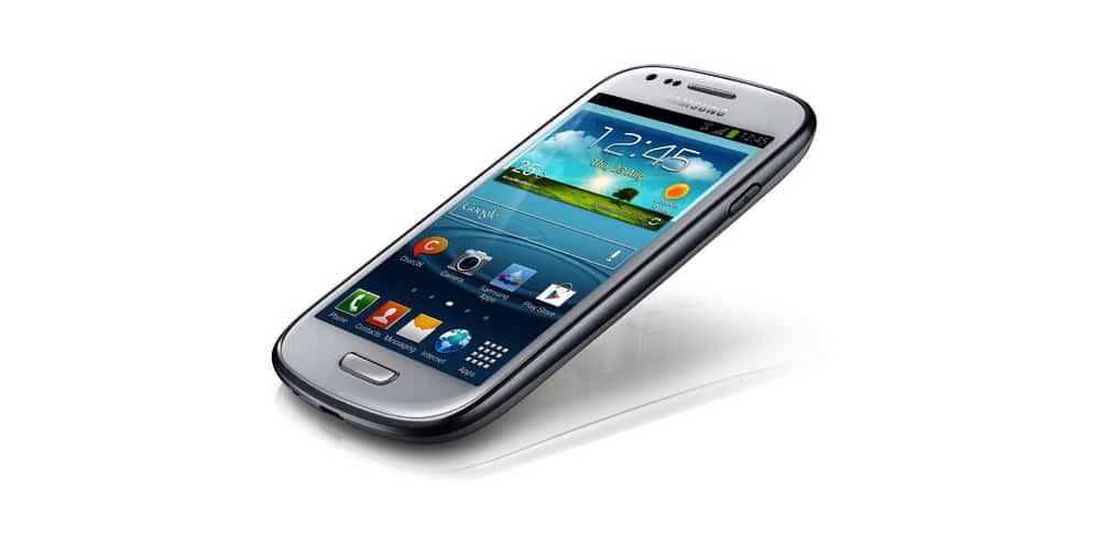 Samsung Galaxy S III mini - nowy smartfon Samsunga