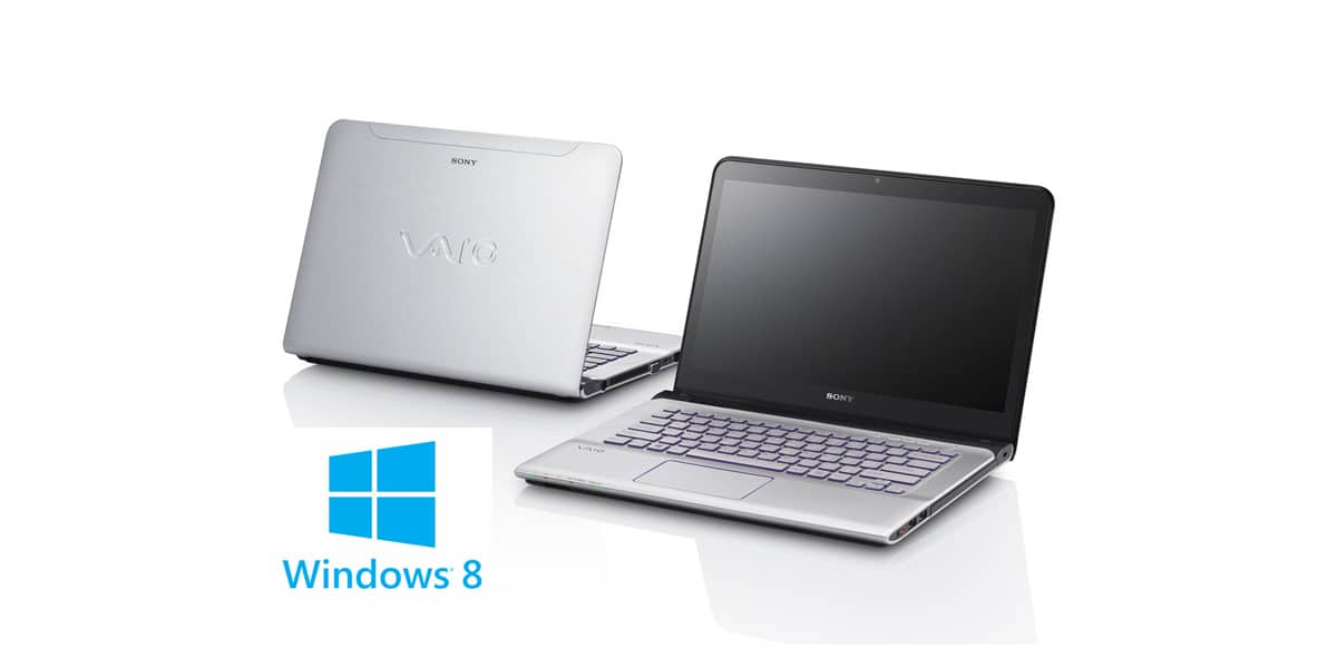 Sony Vaio E14A2V1E pierwszy notebook Sony z Windows 8