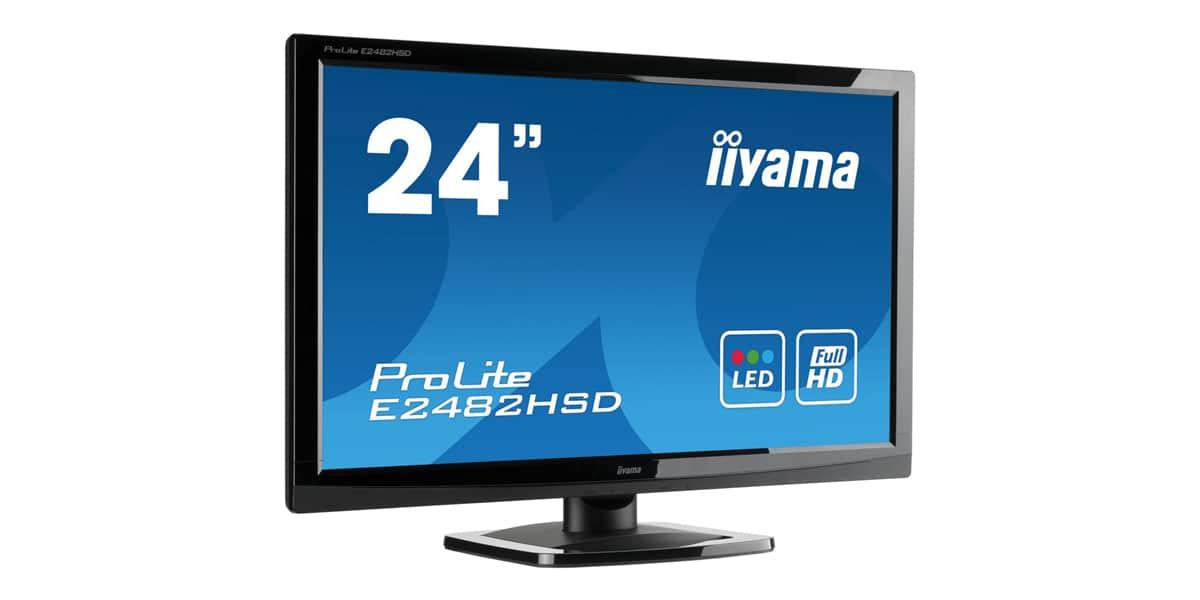 iiyama prolite E2482HSD specyfikacja techniczna