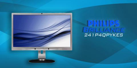 Philips Brilliance 241P4QPYKES