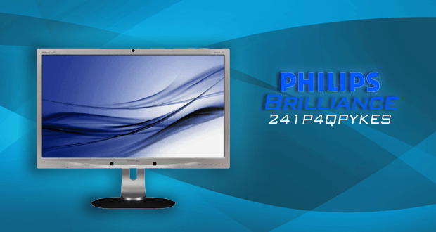 Philips Brilliance 241P4QPYKES