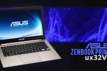 ASUS Zenbook Prime UX32VD