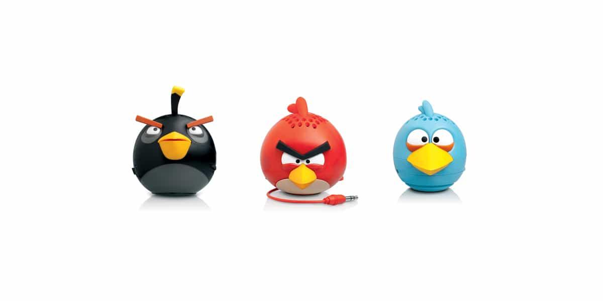 Głośniki Angry Birds