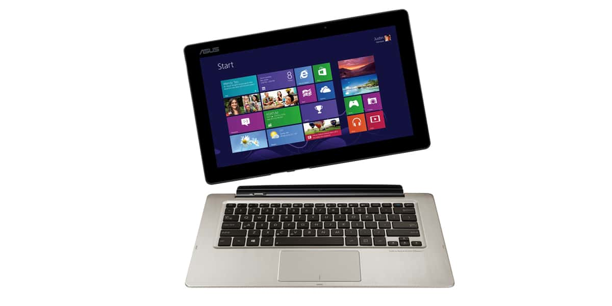ASUS Transformer Book TX300 Windows 8