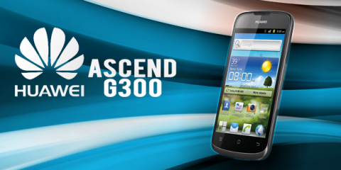 Huawei Ascend G300 test