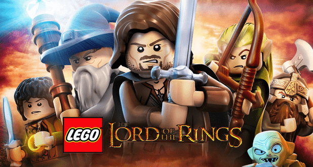 LEGO Lord Of The Rings Recenzja
