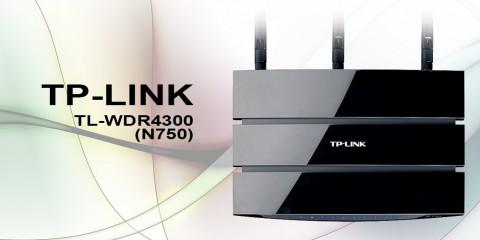 TP LINK N750