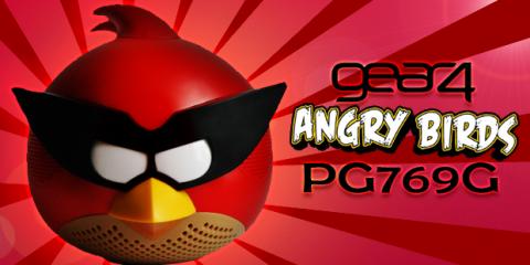 Gear4 Angry Birds test