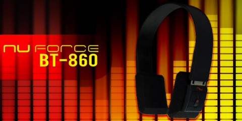NuForce BT-860 test