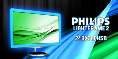 Philips Brilliance Lightframe 2 248X3LFHSB