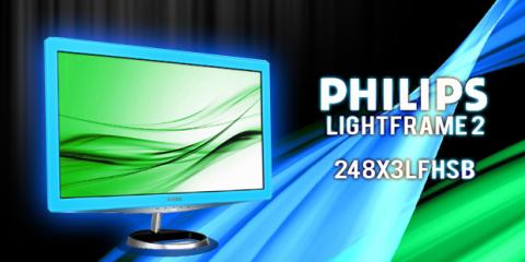 Philips Brilliance Lightframe 2 248X3LFHSB