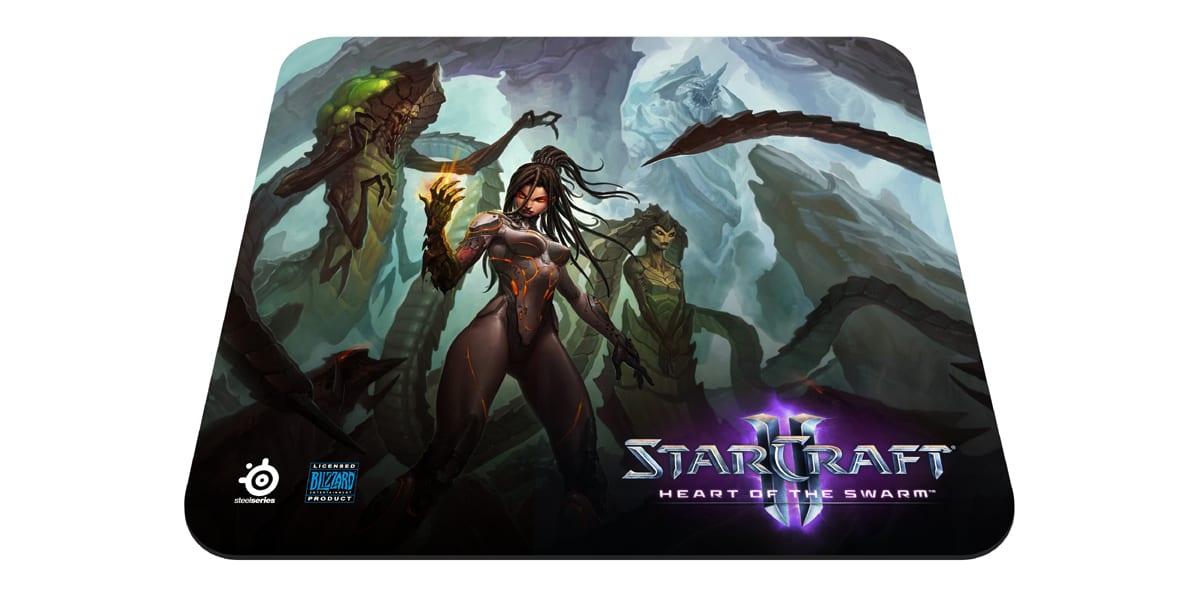 Podkładka pod mysz StarCraft II Heart of the Swarm