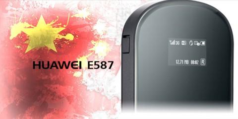Test Huawei e587