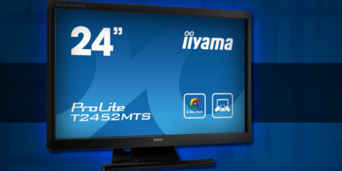 iiyama ProLite T2452MTS