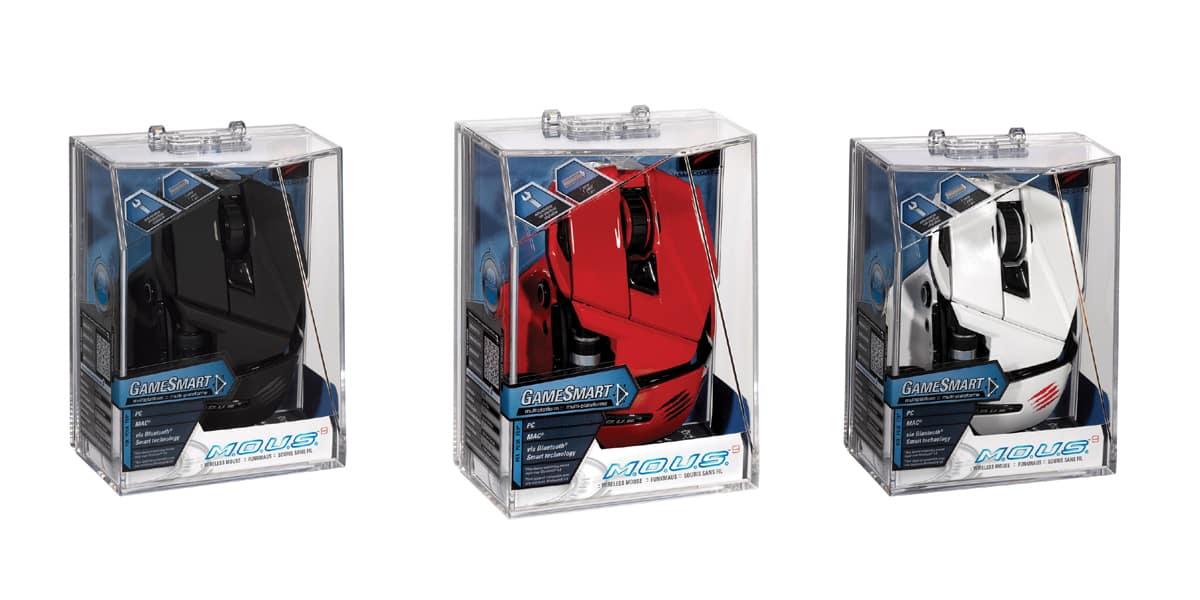Mad Catz M.O.U.S. 9 pudełko