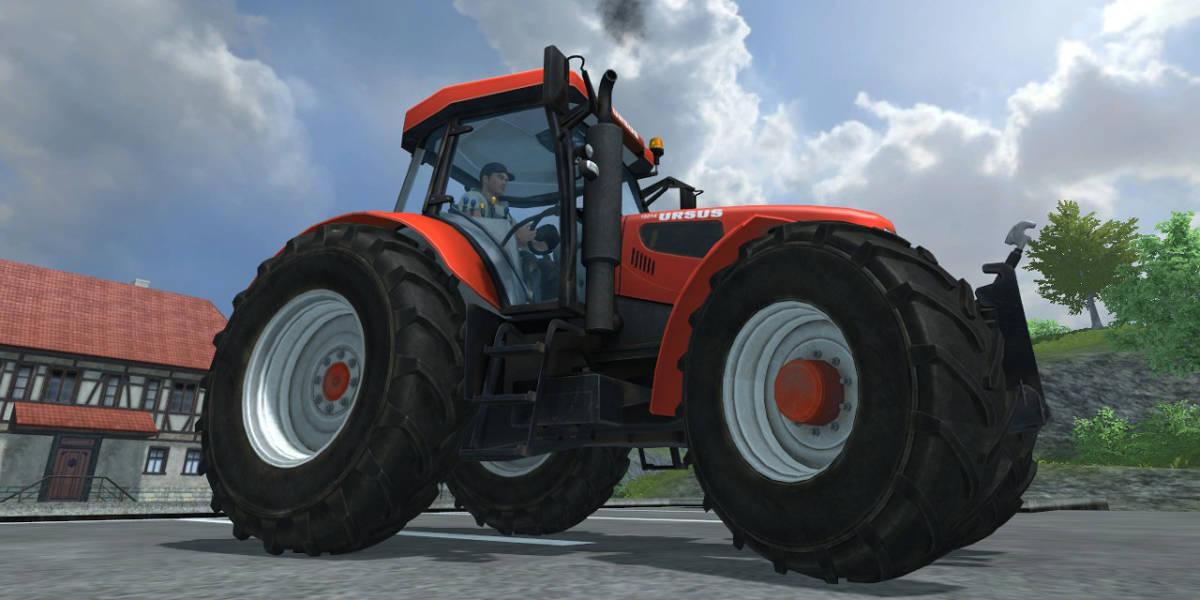 URSUS Farming Simulator