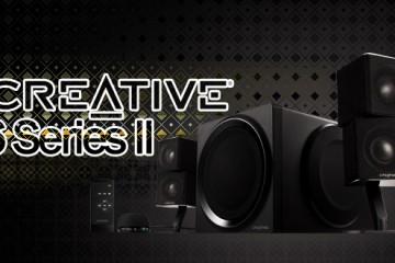 Creative T6 Series II