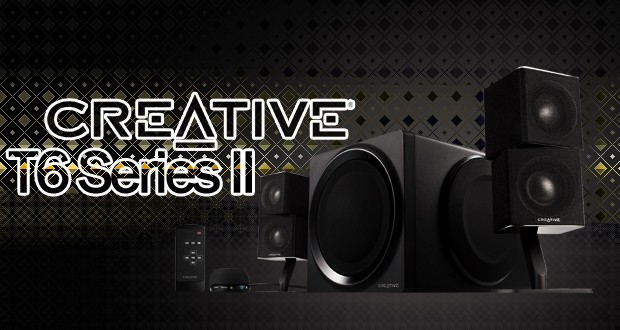 Creative T6 Series II