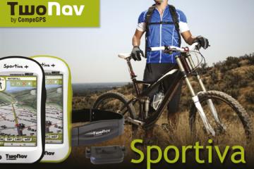 Holux TwoNav Sportiva +