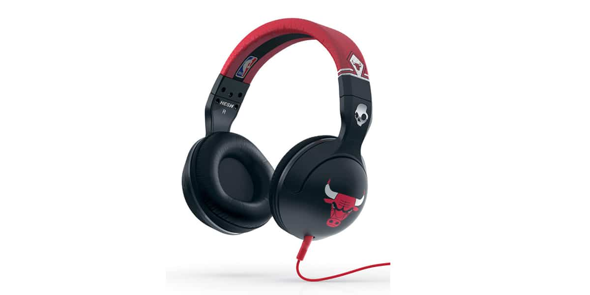 Skullcandy NBA Chicago Bulls
