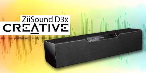 głośnik Creative ZiiSound D3X