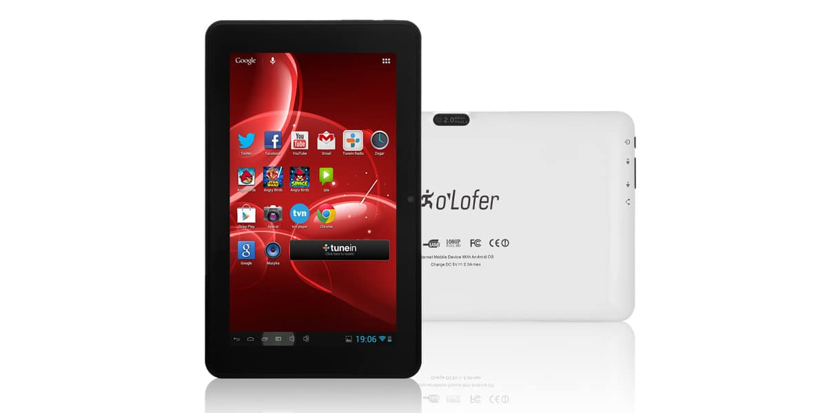 o'Lofer JustTab C7041HD