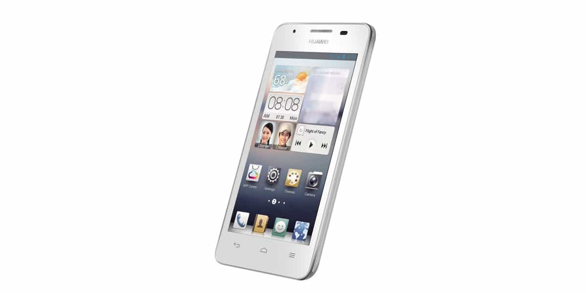 Huawei Ascend G510 opinie