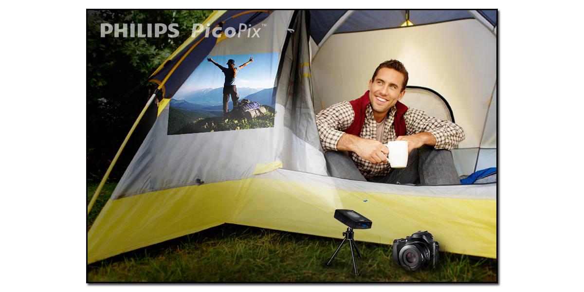 Philips PicoPix cena