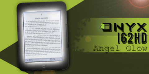 Test Onyx Boox i62HD Angel Glow