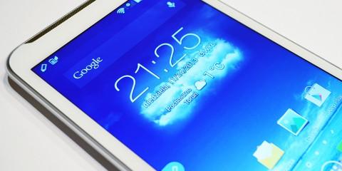 ASUS Fonepad Note 6 wyswietlacz