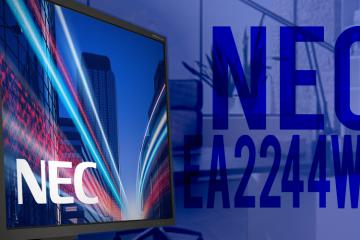 NEC EA244WMI test recenzja