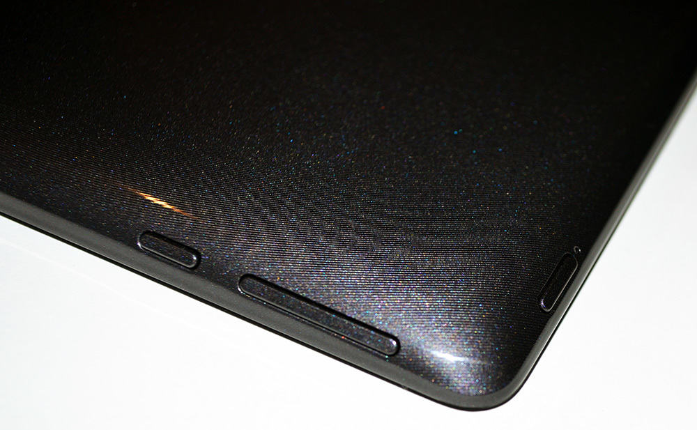 ASUS T100 buttons