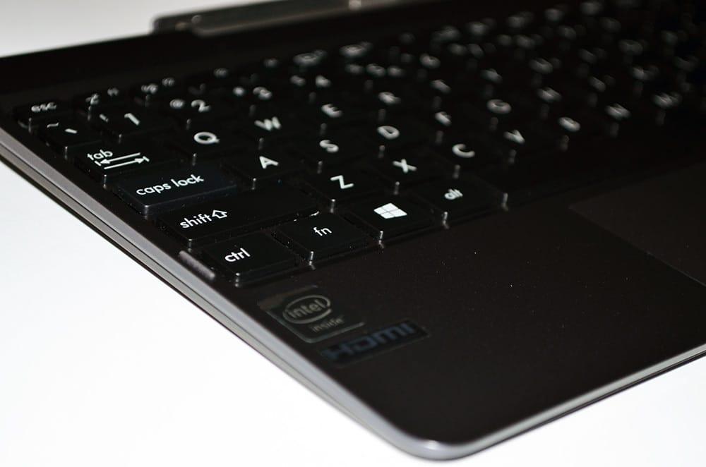 ASUS T100 keys