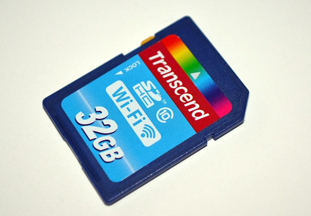 Transcend SD WiFi Card (3)