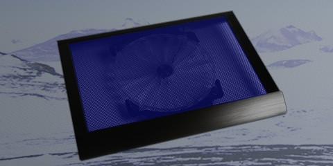 test podstawki AAB Cooling NC60